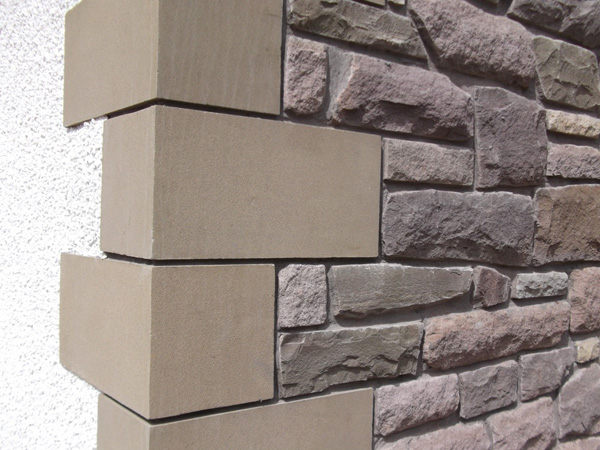 Cast Stone Architectural Masonry Coloured Concrete